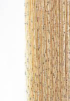Шторы нити дождь №13 шампань