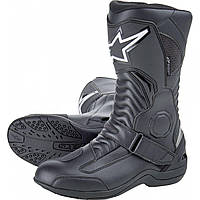Мото обувь универсальная Alpinestars Pikes Drystar черная, 45