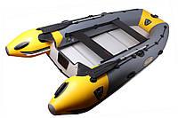 Килевая моторная лодка Vulkan TMK370 - лимитированная серия