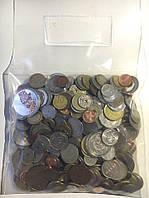 Мешок монет 3кг