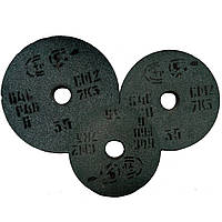 Круг абразивный шлифовальный  64С ПП  175х10х32 40СМ (F46, K, L) ЗАК