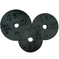 Круг абразивный шлифовальный  64С ПП  350х40х127 25СМ (F60, K, L) ЗАК