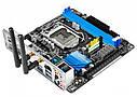 """Материнская плата ASRock Z97M-ITX/AC s.1150 DDR3 """"Over-Stock"""", фото 2"""