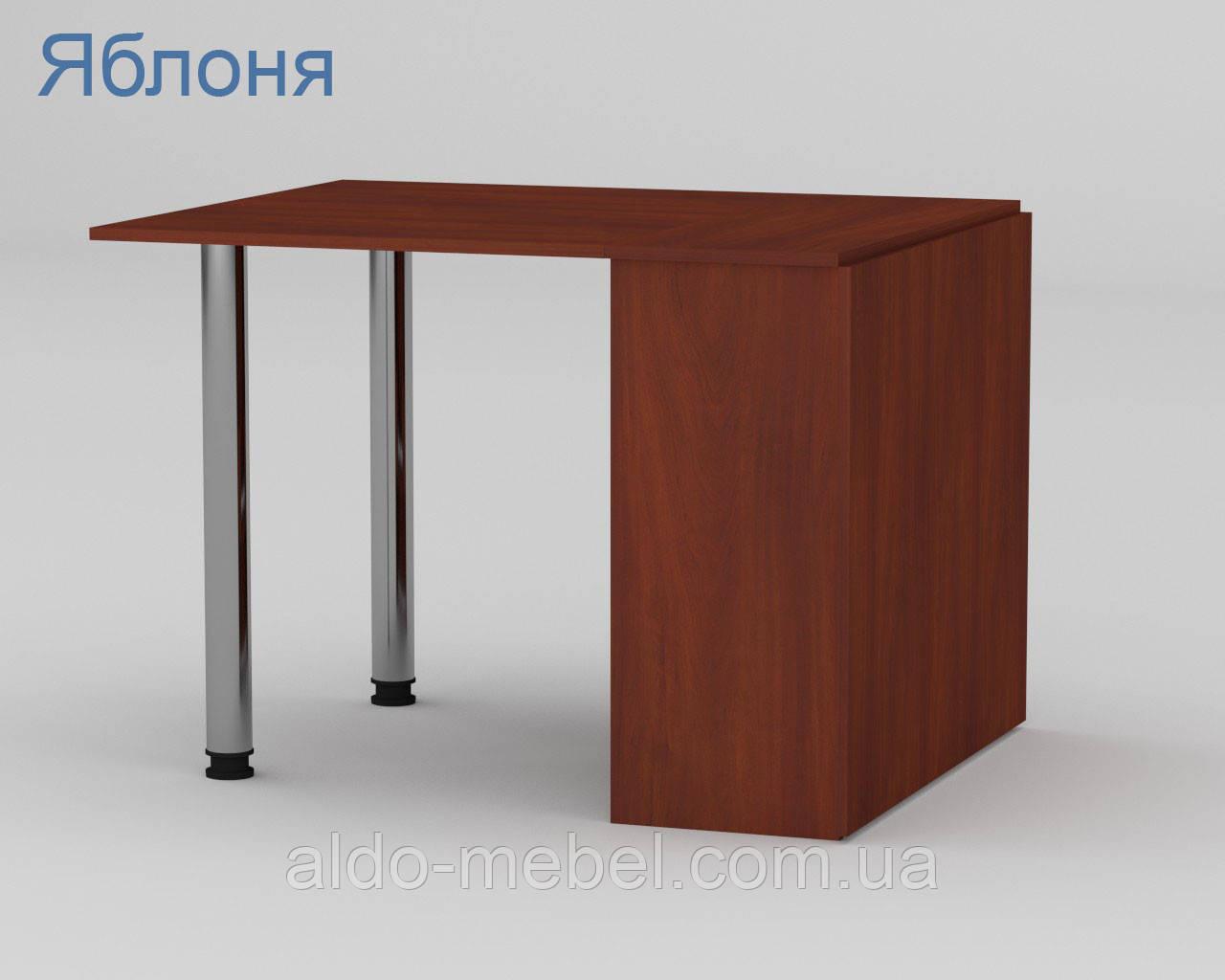 Стол книжка - 2 Габариты Ш - 810 мм; В - 726 мм; Г - 332 мм (Общая Ш - 1700 мм) (Компанит)