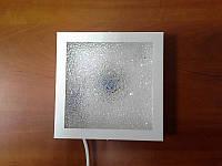 Светодиодный светильник ЖКХ квадрат 5W