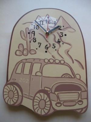 Детские настенные часы «Дакар», Funny Animals