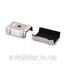 Алюминиевая шайба с резиновой прокладкой EPDM 15*/25 мм
