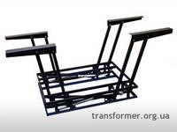Механизм трансформации для стола-трансформера (журнальный - обеденный стол).