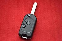Выкидной ключ HONDA для переделки на 2 кнопки вид New Original