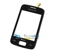Тачскрин Samsung S5360 Черный