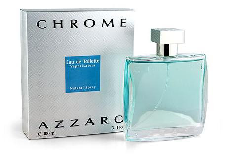 Наливная парфюмерия  №127 (тип запаха Chrome)  Реплика