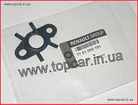 Прокладка выпускной масленой трубки турбины Renault Trafic II 2.0DCi  ОРИГИНАЛ 7701068101