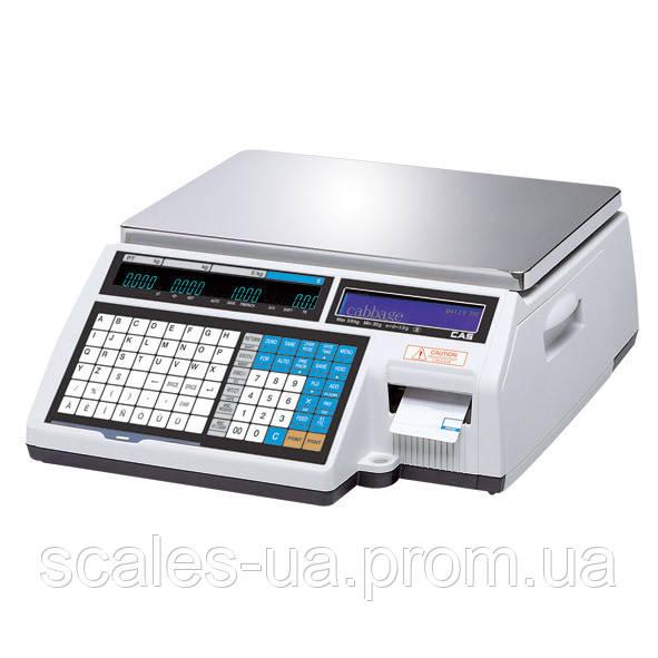 Торговые весы CL5000
