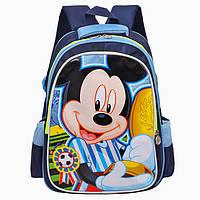 Ранец школьный ортопедический Mouse