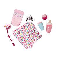 Набор аксессуаров по уходу за куклой Baby Born Zapf Creation 822173