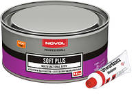 Шпатлевка SOFT PLUS 1.8 кг Novol