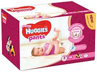 Трусики-подгузники Huggies Pants Box 3 Girl 88 шт.
