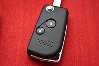 Выкидной ключ HONDA для переделки на 2 кнопки вид Toyo