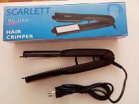 Утюжок для волос SCARLETT SC-064