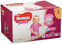 Трусики-подгузники Huggies Pants Box 5 Girl 68 шт.
