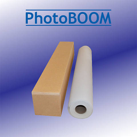Односторонняя матовая фотобумага 90 г/м2, 1067 мм х 45 метров