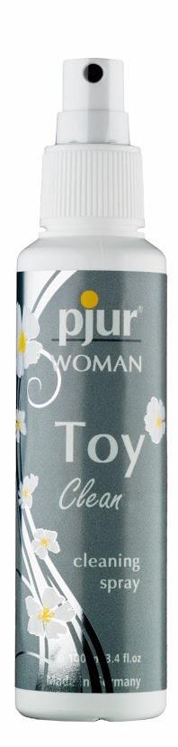 Антибактериальный спрей для секс-игрушек pjur Woman Toy Clean 100 мл