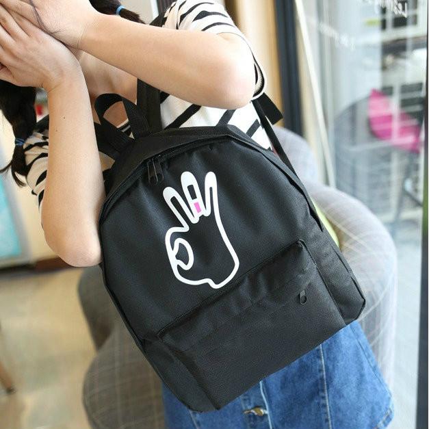 Стильный городской рюкзак ОК