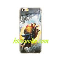 Чехол Foto Silicon iPhone 5/5S Doctor Strange