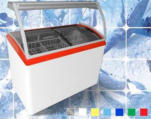 Вітрина для морозива Juka M300 SL, фото 2