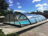 Павильон для бассейна Classic standart 8,5х4,25х1,7 м