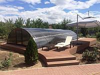 Павильон для бассейна Classic standart 8,5х4,79х1,8 м