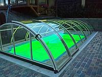 Павильон для бассейна Classic standart 8,5х3,45х1,3 м
