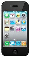 Китайский cмартфон iPhone 4S s777, Android 4, GPS, Wi-Fi, 1 сим., фото 1