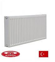 Стальной радиатор отопления 22 т 300*600 Sanica