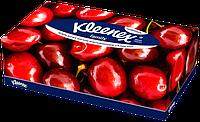 """Kleenex салфетки в коробке """"Family"""" 150 шт."""