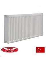 Стальной радиатор отопления 22 т 300*700 Sanica