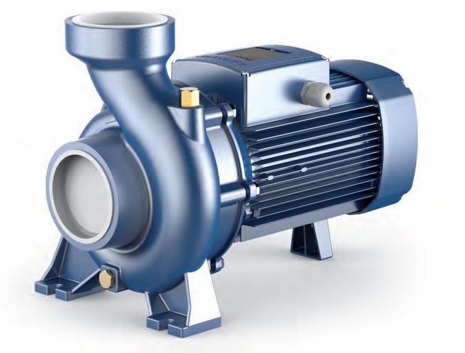 Pedrollo HF 4 750 Вт, 48 м3/год, 10 м насос відцентровий