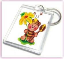 Брелок: «Слово Господнє солодше від меду!» №10, фото 2