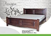 Ліжко дерев'яне букове Лондон