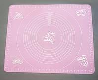 Силиконовый коврик мерный 38х48 Китай - 05753