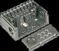 Разъем (подставка, корзина) для блоков управления Satronic Honeywell 12 контактная , фото 1