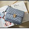 Клатч женский, реплика Dior