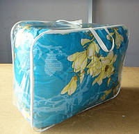 Упаковка в металическом каркасе для одеял