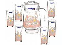 Набор для напитков Luminarc Elise 7 пр 75221