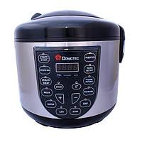 Мультиварка Domotec DT-518 на 5 литров, Мультиварка скороварка на 15 программ, Скороварка 5л