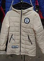Куртка-парка девочка весна-осень GF, 128-146р.