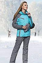 Куртка горнолыжная женская Freever 6326, фото 3