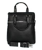 Очень стильная мужская вместительная сумка качественная 6886-02