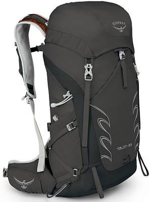 Треккинговый, удобный рюкзак на 33 л. Osprey Talon 33 M/L черный