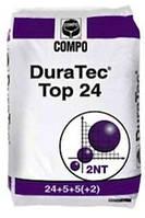 Комплексное минеральное удобрение DuraTec (Дюратек) Top 24, 25кг, NPK 24.5.5(+2)+ME